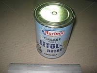 Смазка Литол-24 Агринол (Банка 1л/800г), 4102789966