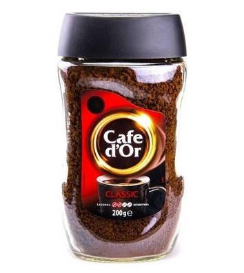 Кофе Cafe d'Or Classic растворимый 200 г, фото 2