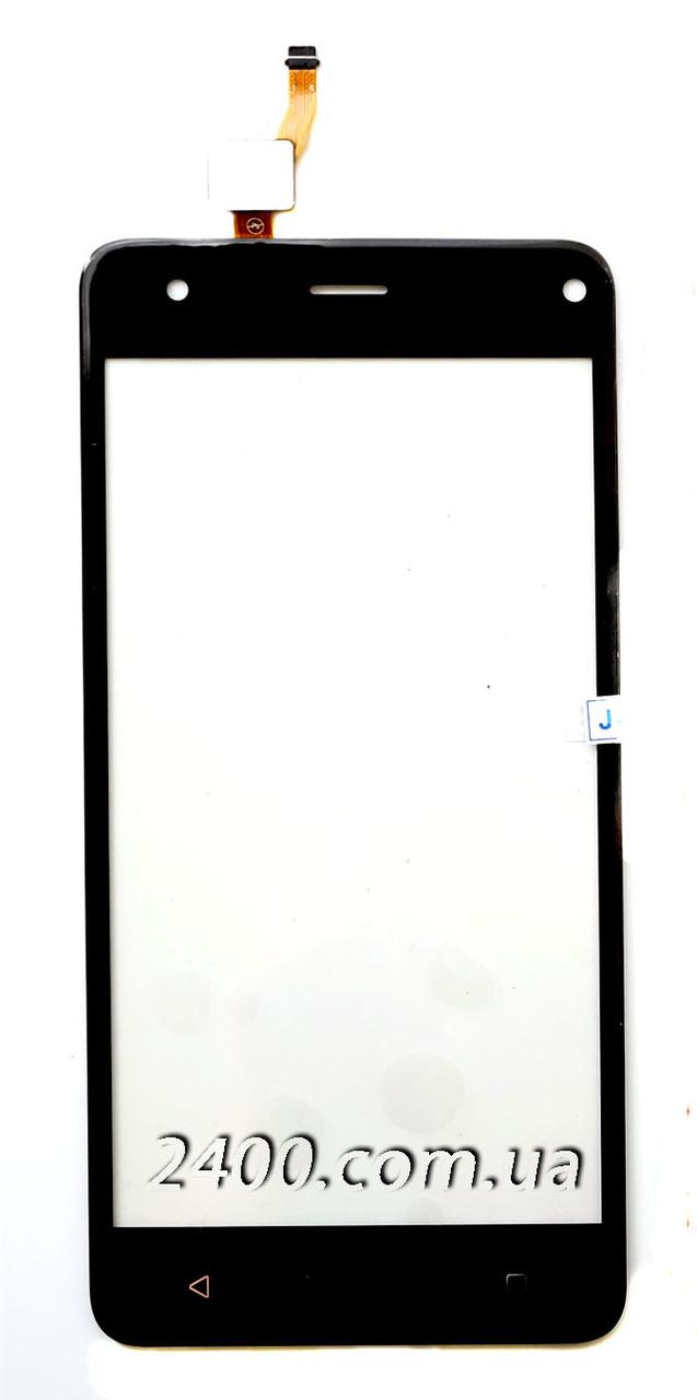 Тачскрин (сенсор) Nomi I5032 телефона черный (black)
