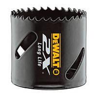 Цифенбор Bi-металлический DeWALT LongLife, d= 102 мм, глубина реза 37 мм., шт