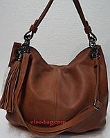 Рыжая мягкая сумка, фото 1