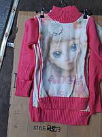 Детская кофта на девочку (5-8 лет) оптом, фото 1
