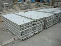 Плиты перекрытия 7200 - 9000 х 1200 кровельные плиты в Одессе