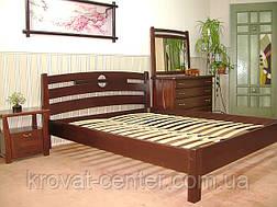 """Кровать """"Сакура"""". Массив - сосна, ольха, береза, дуб., фото 3"""