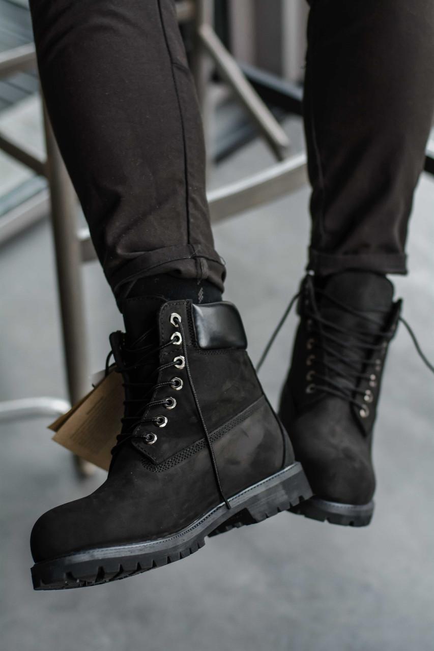 Зимние ботинки Timberland ,  Реплика