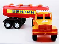 Игрушечная машинка Автоцистерна Муссон Орион (306)