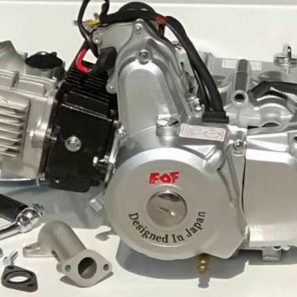 Двигатель Дельта Альфа 110сс, фото 2