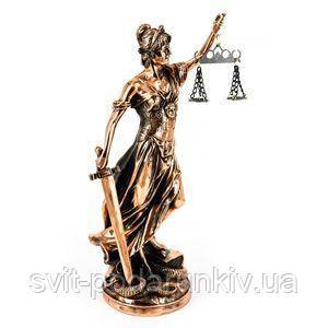 Статуэтка богини правосудия Classic Art - фото
