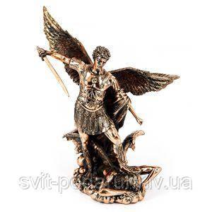 Статуэтка архангел Михаил - фото