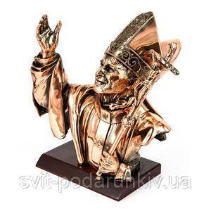 Подарочная статуэтка Папы Римского - фото