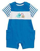Песочник для мальчика. 0-3, 3-6, 6-12 месяцев