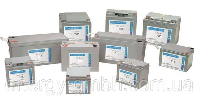 Гелевые батареи, серия G12