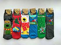 Махровые женские носки Filin новый год