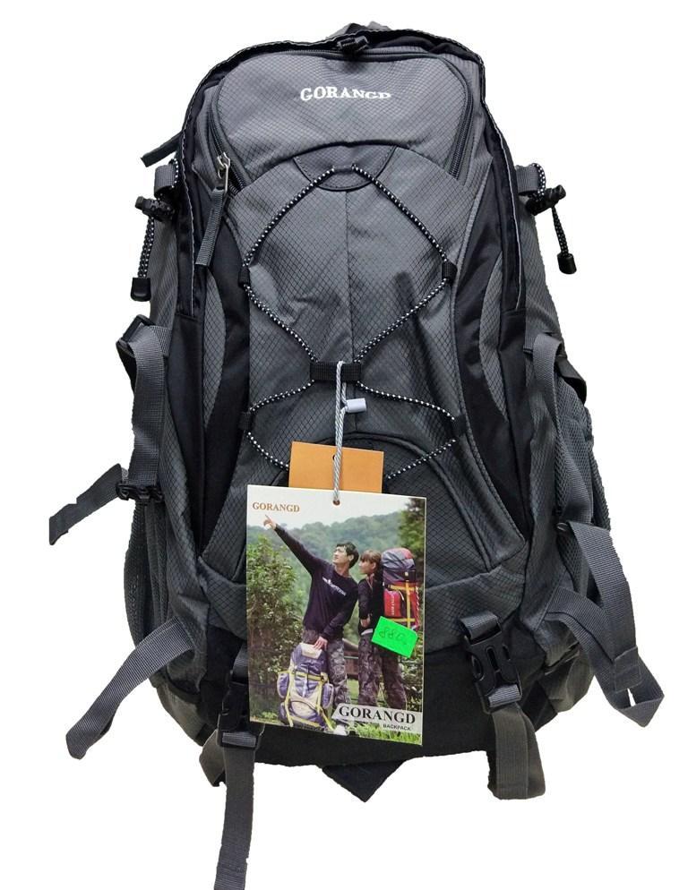 Рюкзак каркасний Gorangd tran salp 818 45 літрів колір сірий