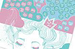 Скретч постер #100 ДЕЛ настоящей девочки «Oh my look edition» (русский язык) в тубусе, фото 4