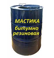 Мастика вяжущая резино-битумная РБВ-25, для дорожных работ
