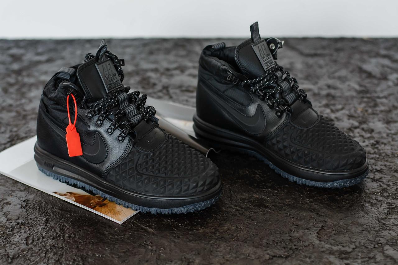 3616bf4a83a7 Мужские кроссовки Nike Lunar Force 1 Duckboot '17, Реплика - TopCross в  Львове