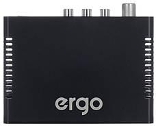 Цифровая приставка ERGO 1108 DVB-T2, фото 3