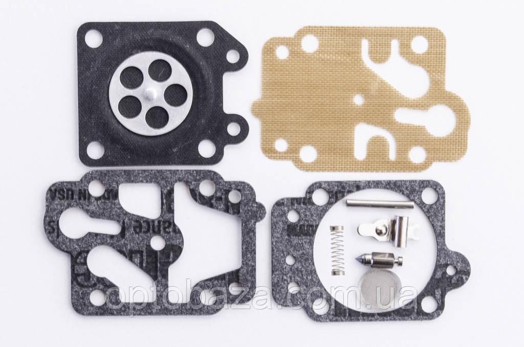 Ремонтный комплект карбюратора (полный) для мотокос серии  40 - 51 см, куб