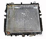 Радиатор основной 2.0 для KIA Sportage 1994-2004 0K01215200, 0K01215200A