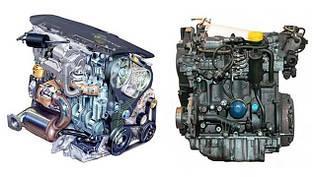 Двигатель 1.9dci (Дизель)