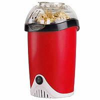 Апарат для приготування попкорну SUNROZ Popcorn Maker Червоний (SUN2367)