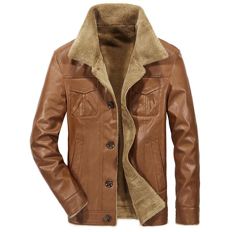 Куртка для мужчины зимняя или осенняя! Светло-коричневая куртка с мехом внутри!