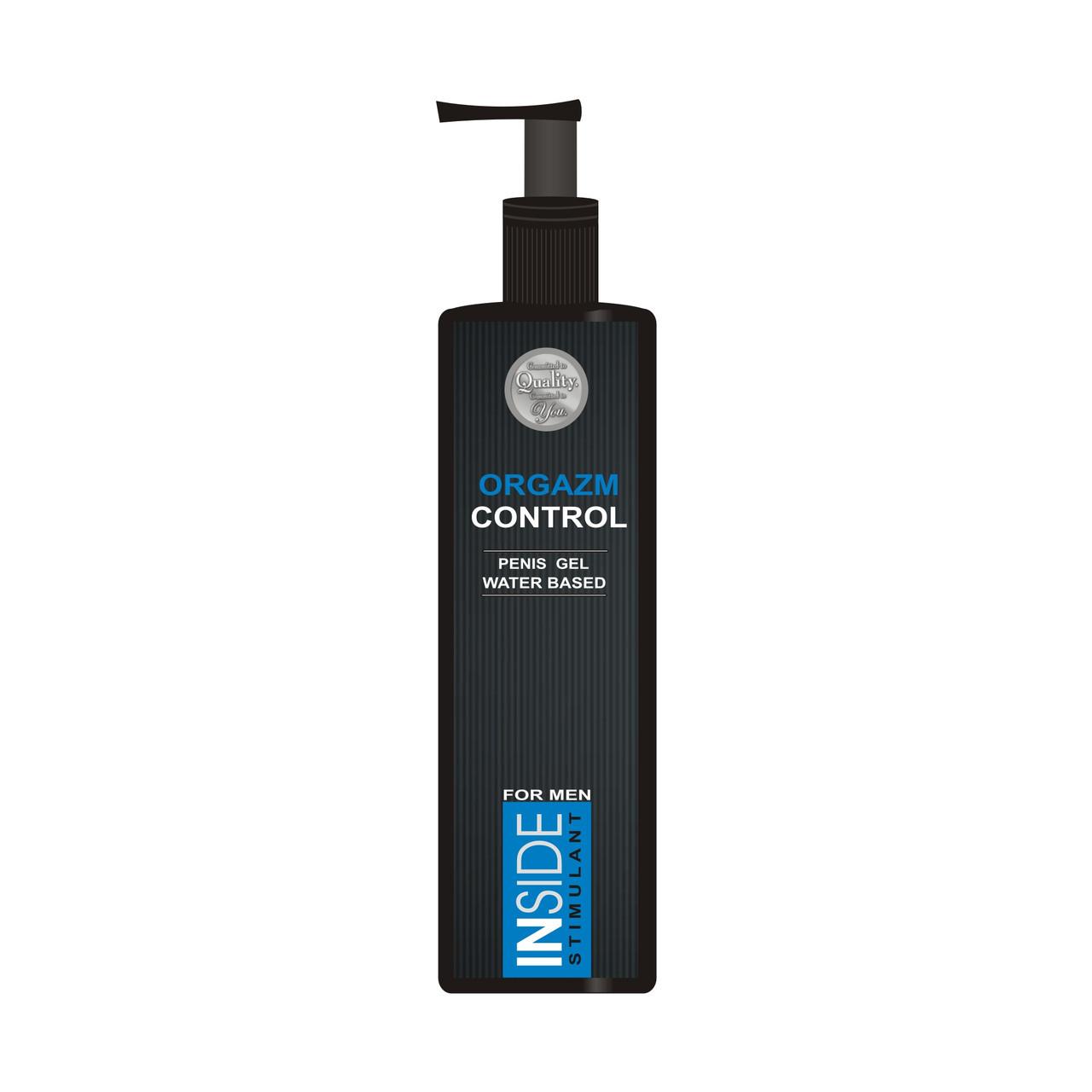 Стимулирующий гель-лубрикант INSIDE Stimulant Orgazm Control for Men 150ml