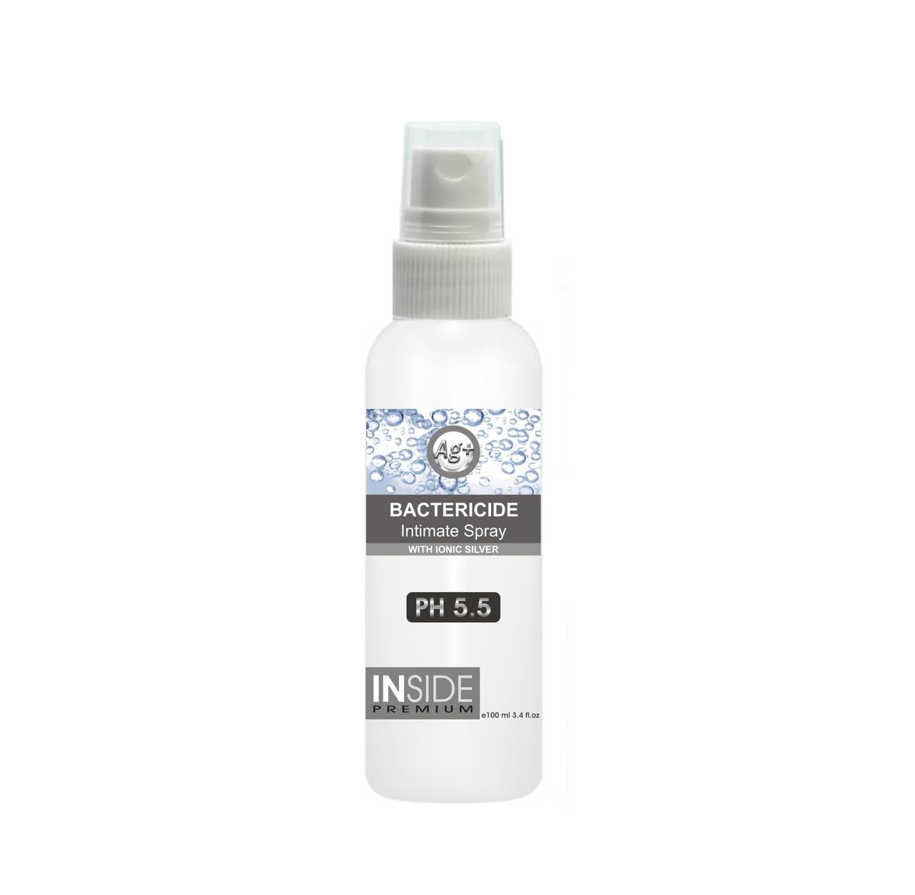Спрей для интимной гигиены антибактериальный Premium Bactericide Intimate Spray 100ml