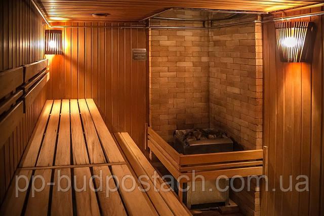 Как самостоятельно построить бани и сауны.