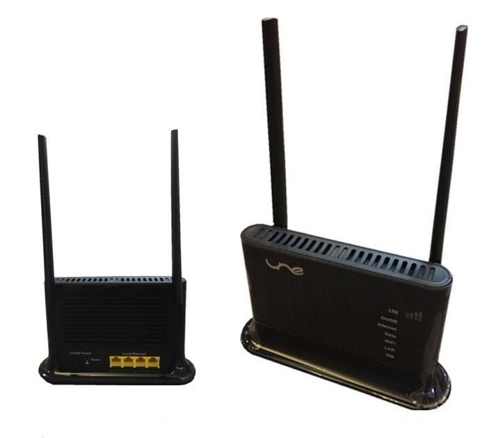4G Wi-Fi Роутер Enrutador Quanta QDC