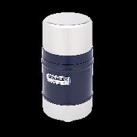 Термос пищевой Stanley Classic 0.5L темно-синий