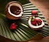Кокос с клубникой в шоколаде отдушка-10 мл