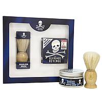 Набор для бритья The Bluebeards Revenge Shaving Cream & Doubloon Brush Kit