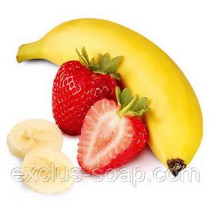 Банан с клубникой отдушка-10 мл