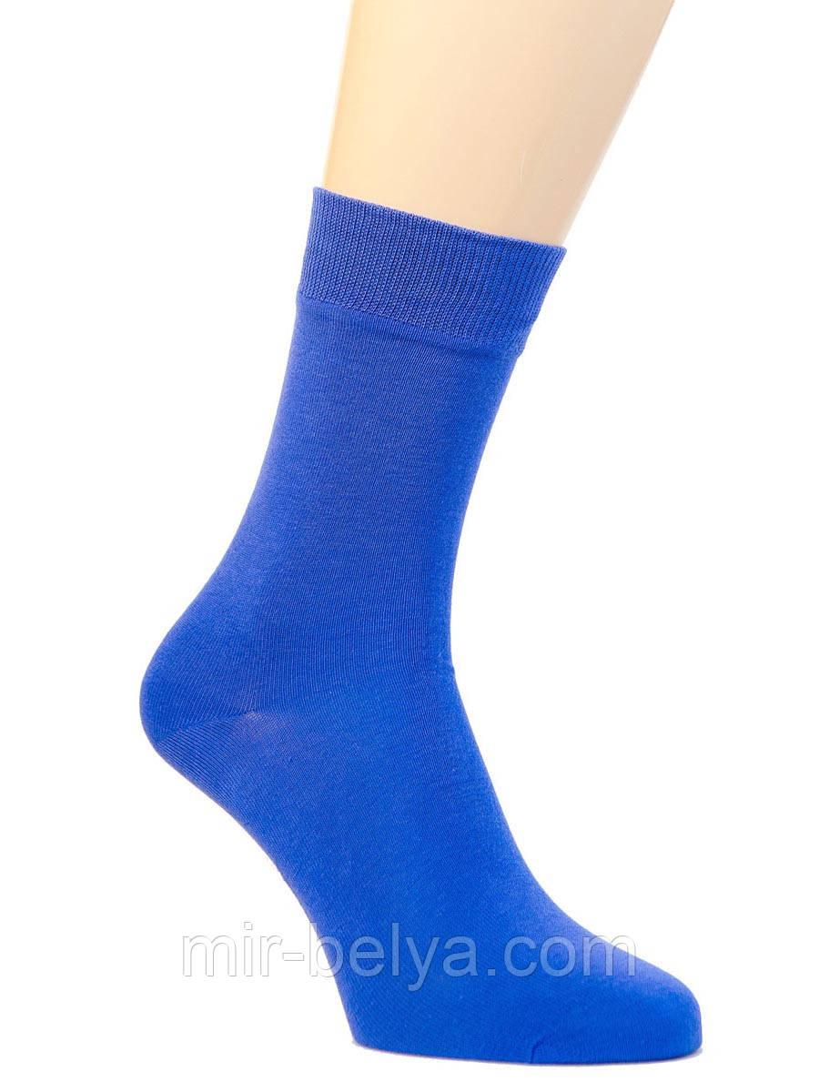 Мужские синие носки