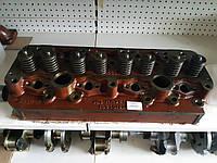 Головка блока МТЗ двигателя Д 240,243 в сборе с клапанами (без отв.свечи накала)  (пр-во ММЗ) 240-1003012-А1