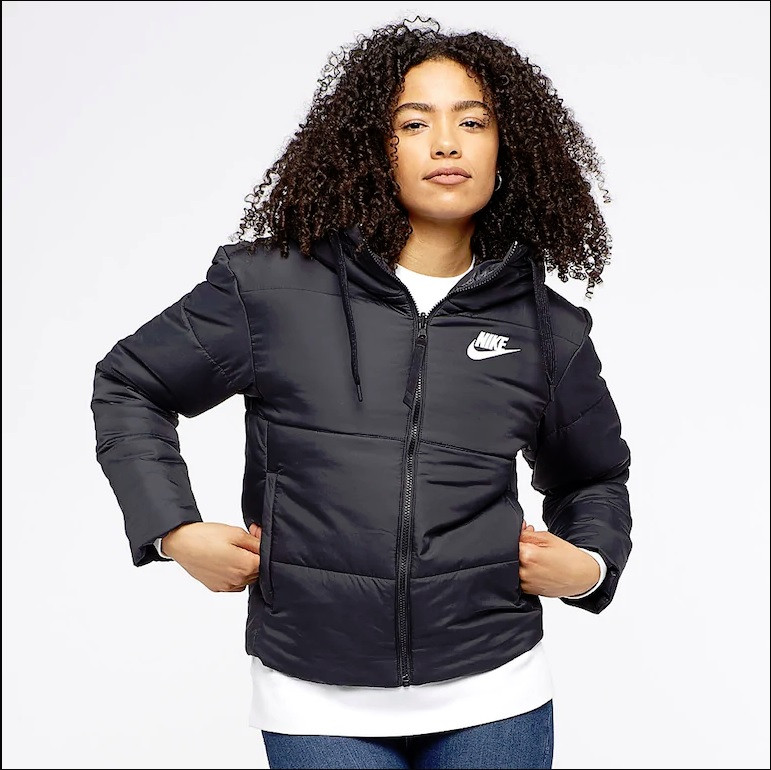 1cdc2873 Женская куртка Nike Sportswear Synthetic Fill Women's Jacket 939360-010 -  Интернет-магазин