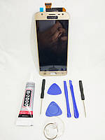 Экран, дисплей, модуль Samsung Galaxy J3  J330 gold