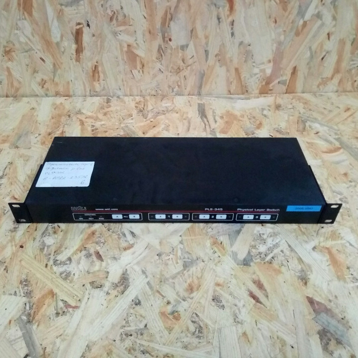Мережевий коммутатор WTI PLS-345