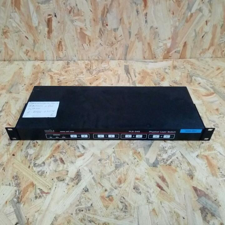 Сетевой коммутатор WTI PLS-345
