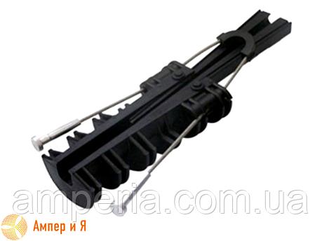 Анкерный изолированный зажим e.i.clamp.pro.rope.50.70,1х(50-70) E.NEXT, фото 2