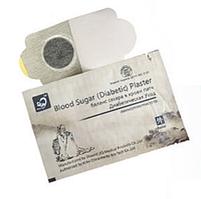 Пластир від цукрового діабету Диабетичнский догляд Blood Sugar (Diabetic) Plaster