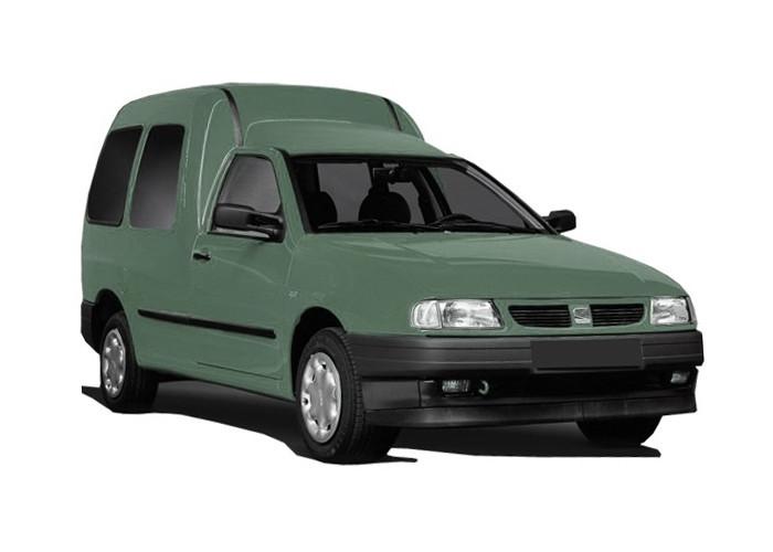 Лобовое стекло на Volkswagen Caddy ІІ (Фольксваген Кадди ІІ) (1995-2004)