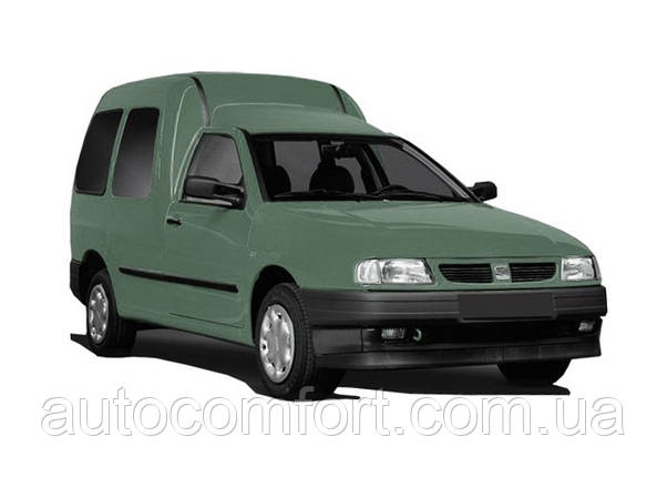 Лобовое стекло на Volkswagen Caddy ІІ (Фольксваген Кадди ІІ) (1995-2004), фото 2