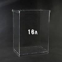 Ящик для пожертвований 200/400/200мм 16литров
