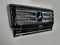Решетка радиатора Mercedes G-class W463 (под оригинал)