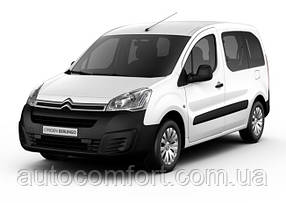 Лобовое стекло на Peugeot Partner ІІ, Citroën Berlingo ІІ (Пежо Партнер ІІ, Ситроен Берлинго ІІ) (2008-)