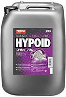 Масло Teboil Hypoid 80W140 20л
