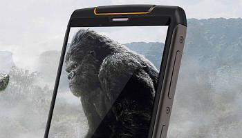 Cubot King Kong 3 - первый взгляд